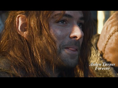 Aidan Turner/Kili Clips From The Hobbit AUJ Extended Edition