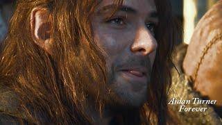 Aidan Turner/Kili Clips From The Hobbit AUJ Extended Edition