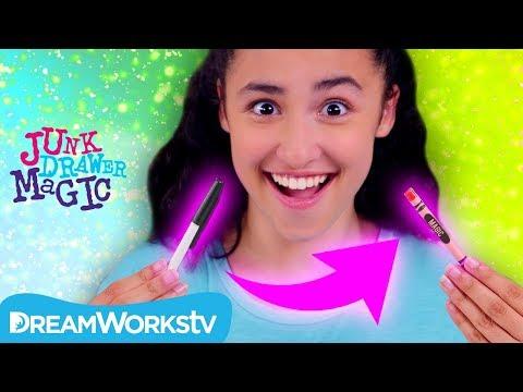 magic-crayon-transformation-trick- -junk-drawer-magic