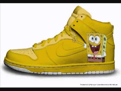 Spongebob/ Nike Dunks
