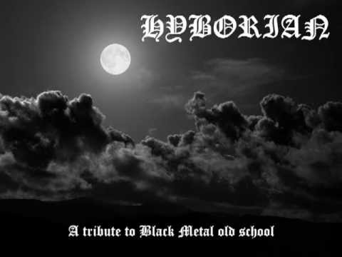 Hyborian - Echoes from the past (final part)-Stone stands its silent vigil (Cover Marduk) mp3