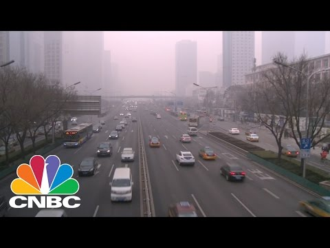 Beijing Under Red Alert Due To Pollution And Heavy Smog | CNBC