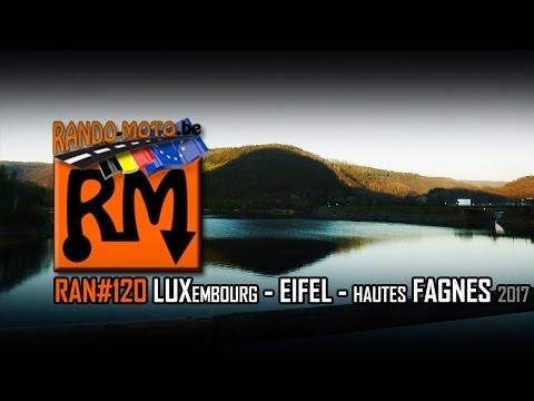 RAN#120 LUXEMBOURG - EIFEL - HAUTES FAGNES 2017