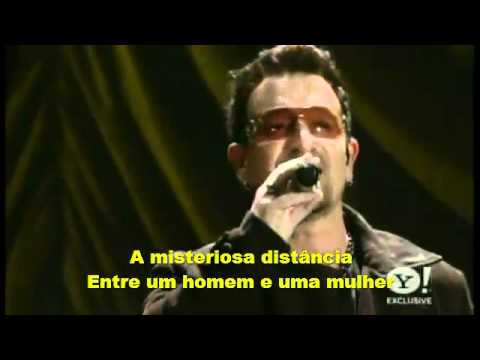 U2 a man and a woman lyrics