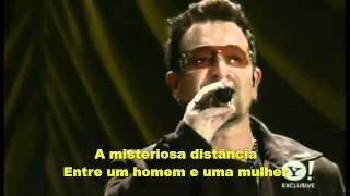 U2 A Man And A Woman Live 2011 Legenda Em Português Br