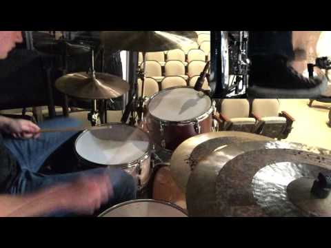Seasons Change (United Pursuit) Drum Tutorial