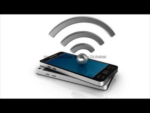How To Clear Wifi Cache On Android