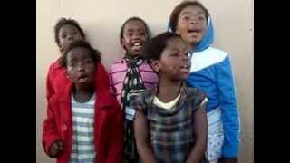baleka by joyous celebration by kids of dunoon capetown at boostafrica foundation cordinated