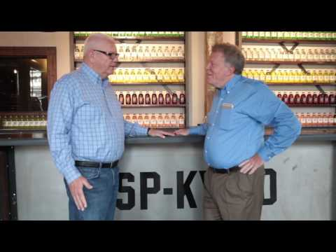 Eat, Drink, Talk presents ... Peerless Distillery, Louisville, Kentucky