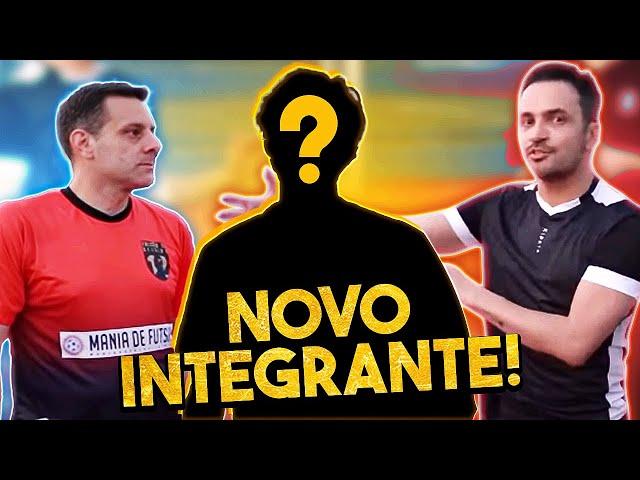 Quem será o novo integrante do canal?