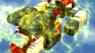 Voltes V 3D: V Together! Let
