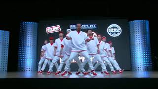 2018  World Hip Hop Dance Championship Finals Adult Division - Armateraz (Japan)