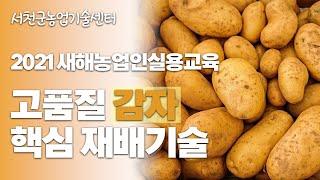 2021 새해농업인실용교육 [감자]