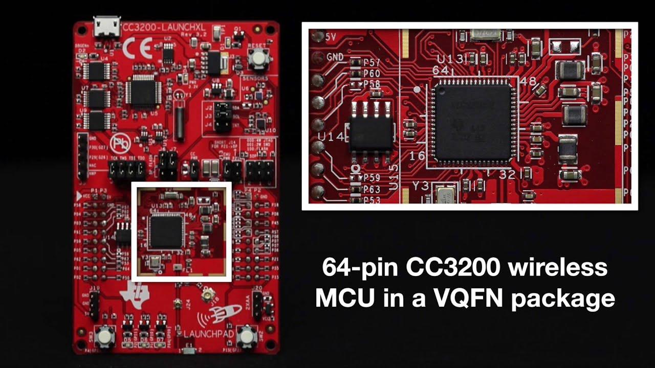 cc3200-launchxl