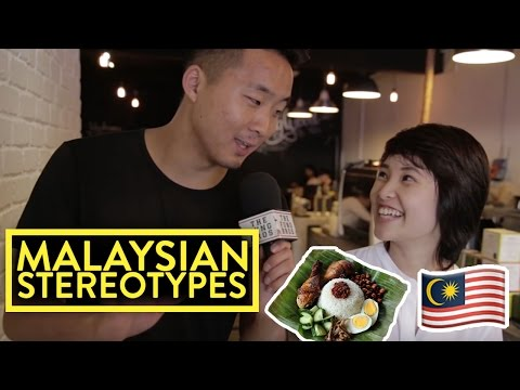 MALAYSIAN STEREOTYPES? ft. JinnyBoyTV, GrimFilm and more!