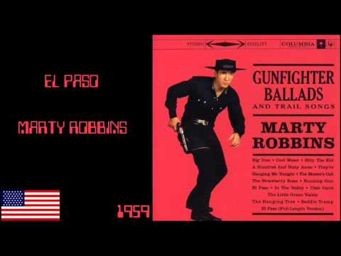 Marty Robbins - El Paso from YouTube · Duration:  4 minutes 24 seconds