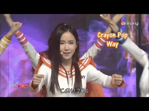 [LIVE] Crayon Pop