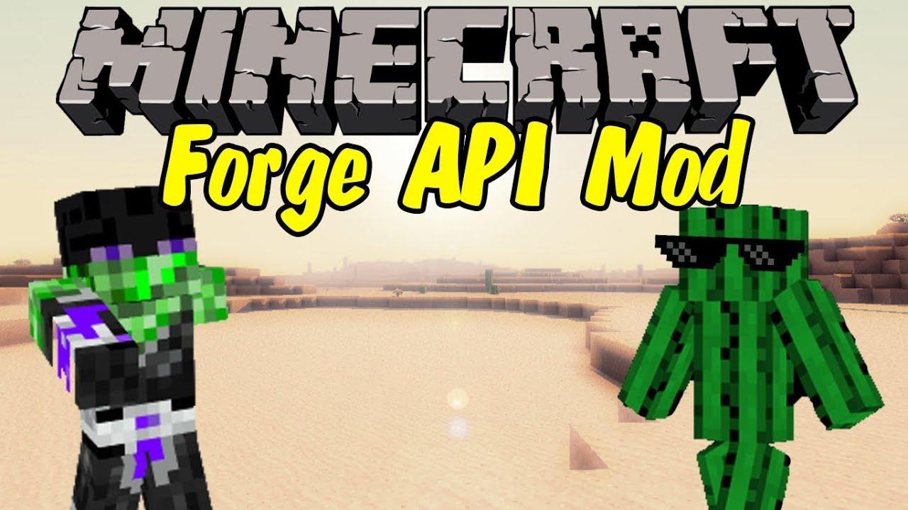 Minecraft Forge Api - #GolfClub
