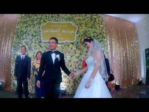 Tiệc cưới Quốc Khánh - Mai Quyên, Nhà hàng Vạn Hoa, Hoàng Quốc Việt