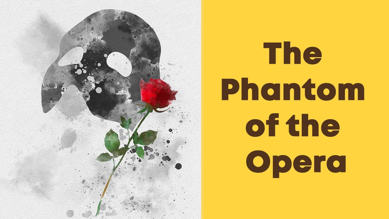 The Phantom of the Opera. Ukulele tutorial