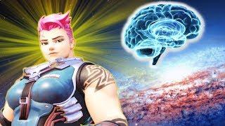 GALAXY BRAIN ZARYA - Overwatch