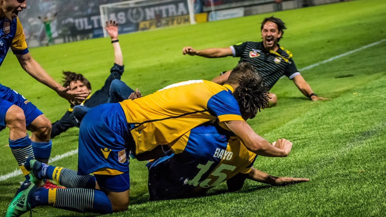 Download FC Nitra - FC DAC 1904 2:3 (1:0)