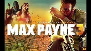 Český Gameplay | Max Payne 3 | 1080p/50fps