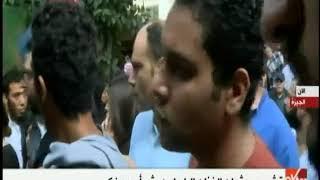 الآن | تشييع جثمان الفنان الراحل هيثم أحمد زكي
