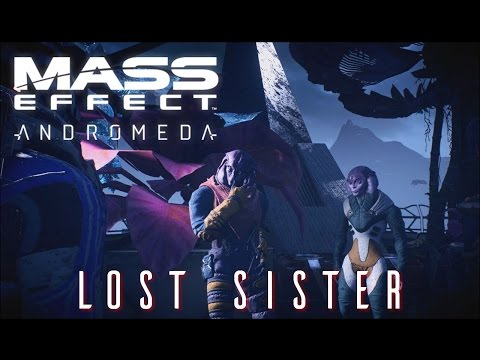 Mass Effect Andromeda - Lost Sister (side quest)