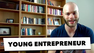 Starting A Business For Kids — Investing Sweat Equity At A Young Age    #112