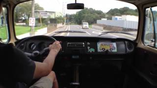 1979 VW タイプ2 試乗 VW type2 automatic test drive
