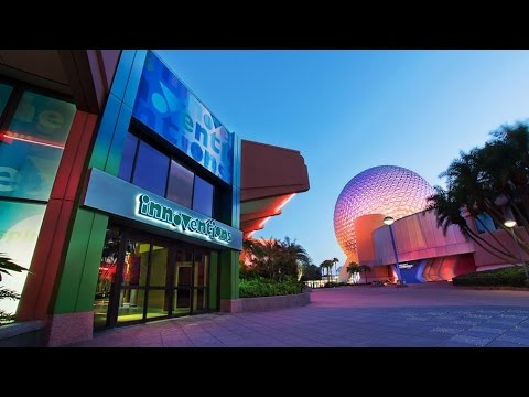 Epcot's Innoventions Area Music - DisneyAvenue.com