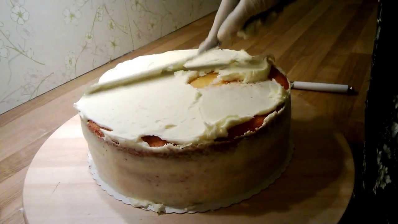 Anleitung So Bestreiche Ich Meine Torte Mit Buttercreme Halal