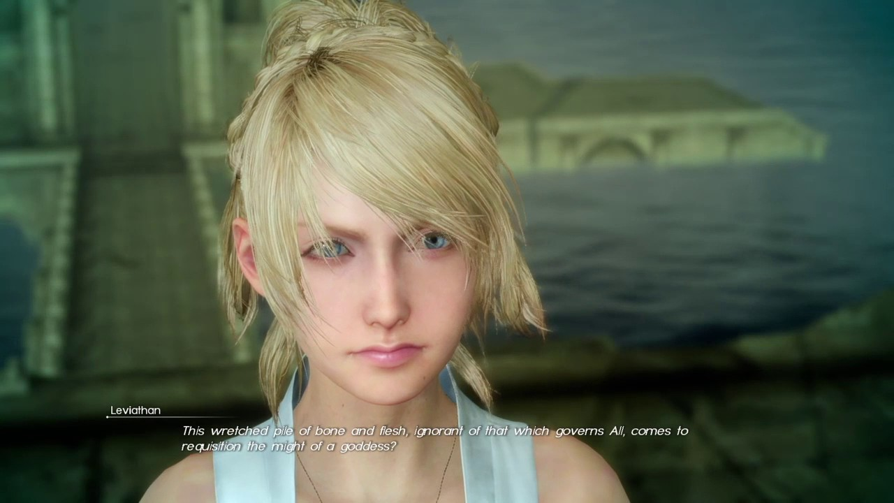 「GMV」 Somewhere || Lunafreya [Final Fantasy XV // *new