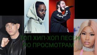 Мировой топ 55 хип-хоп клипов по просмотрам YouTube