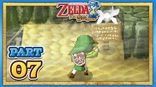 The Legend of Zelda: Phantom Hourglass - Part 7 - Isle of Gust!