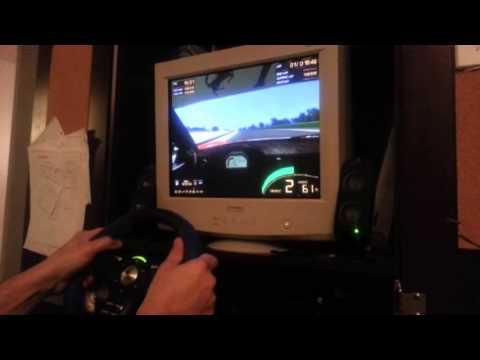 MadCatz Puma GT Racing Wheel Driver for PC