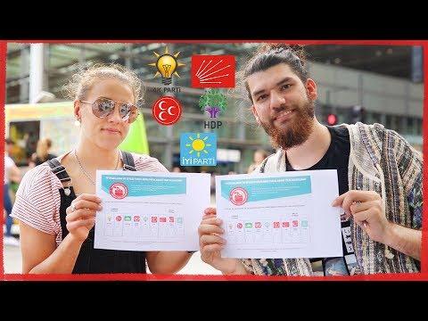 Londralılara Türk Olsaydın Hangi Partiye Oy Verirdin Diye Sordum?