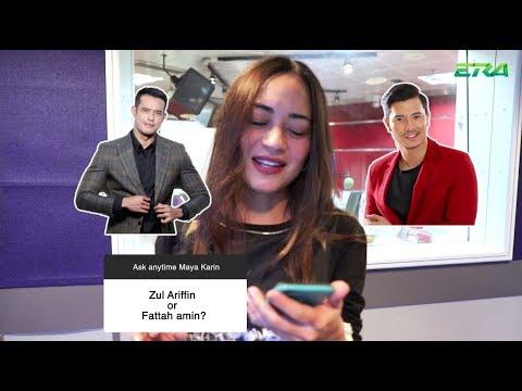 Ask Me Question Bersama Maya Karin