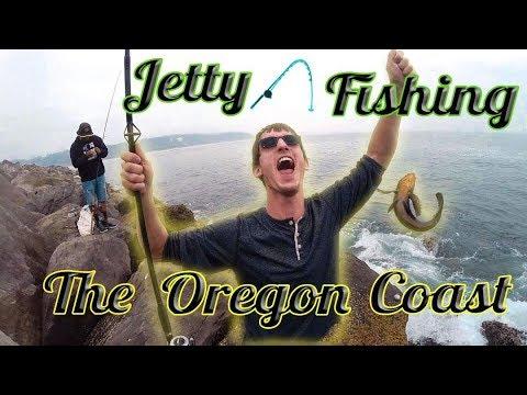 Jetty Fishing The Oregon Coast