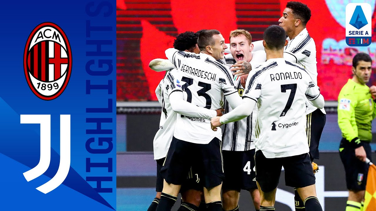 Download Milan 1-3 Juventus | Goals from Chiesa & McKennie Shock the San Siro! | Serie A TIM