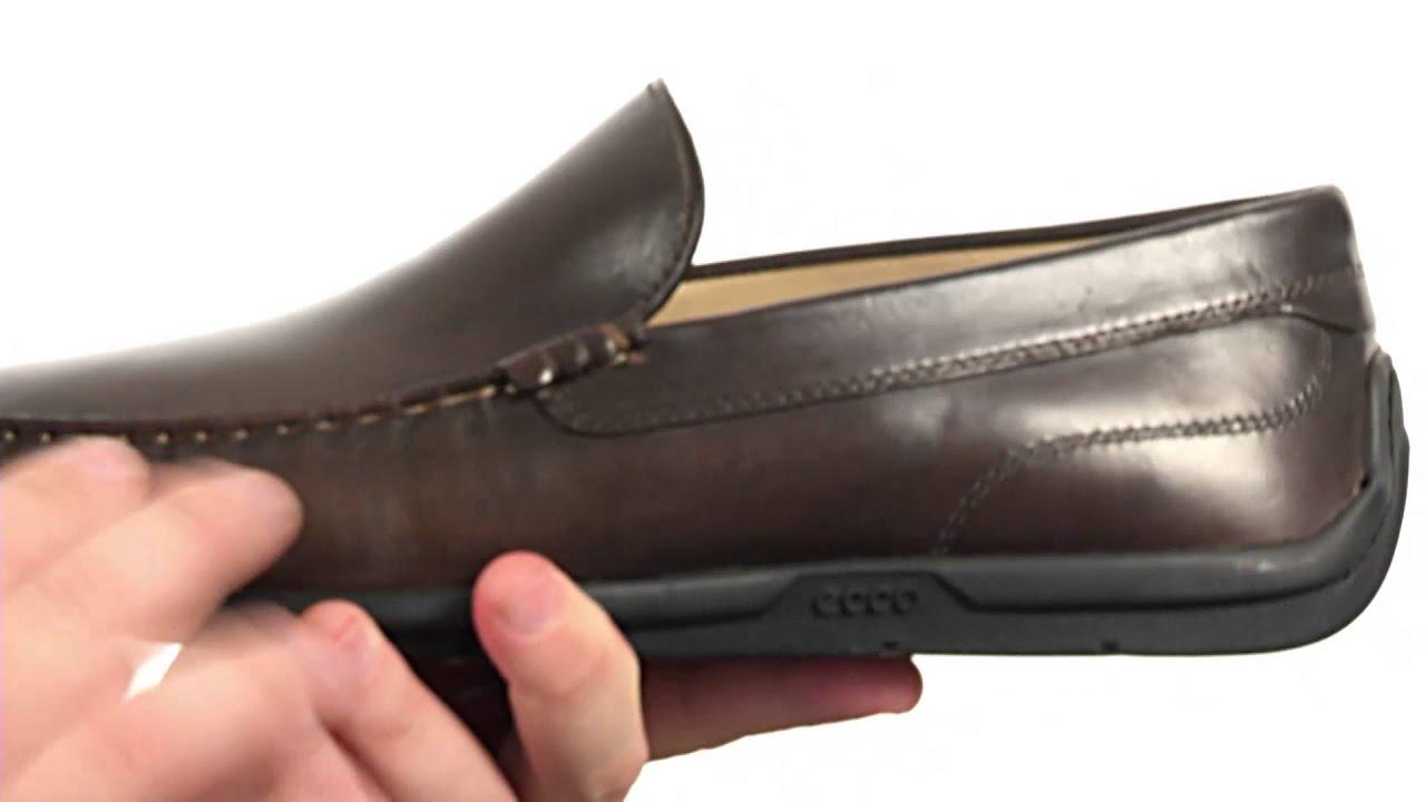 ecco men's classic moc 2.0 penny loafer