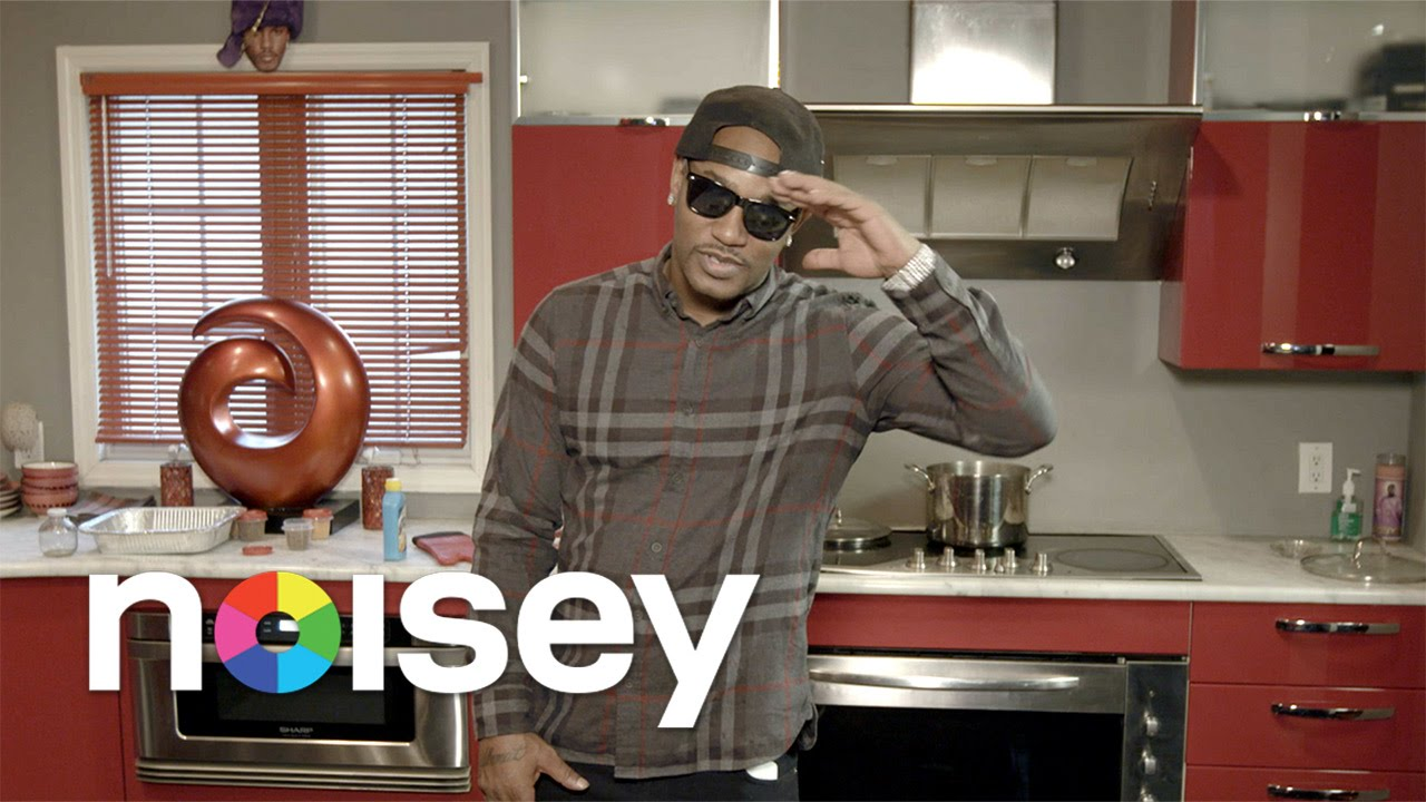 Cam'ron Cooks & Wiki Freestyles on Noisey & Friends