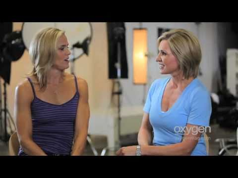 Cover Girl Dara Torres Talks with Eat-Clean Diet guru Tosca Reno