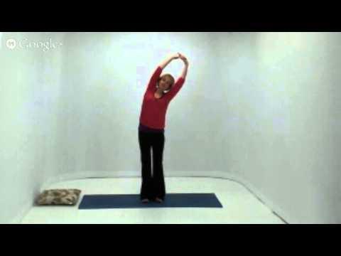 Joyful Breath Yoga Evening Stretch