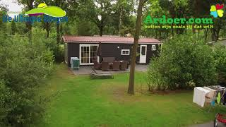 Ardoer camping de Ullingse Bergen vanuit de lucht