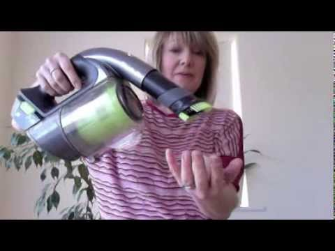 Gtech Multi cordless, hand-held vacuum review - YouTube | 480 x 360 jpeg 17kB