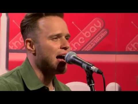 Olly Murs - You Don't Know Love LIVE at The Bay Radio