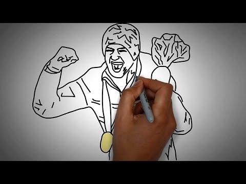 Kamil Stoch - draw my life