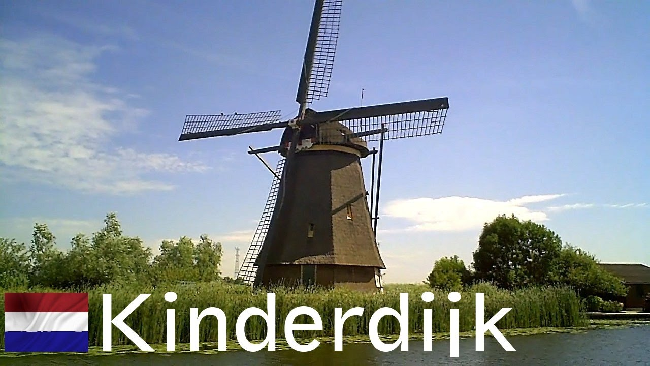 holland kinderdijk 19 dutch windmills hd youtube